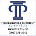 Professional Document Services