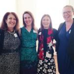 Debbie Gold, Kim Martin, Michelle LeGault, Alice Limehouse