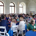 DBA members, students, officers gather to celebrate Law Day
